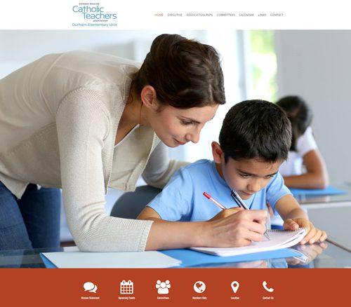 Ontario English Catholic Teachers' Association (OECTA)