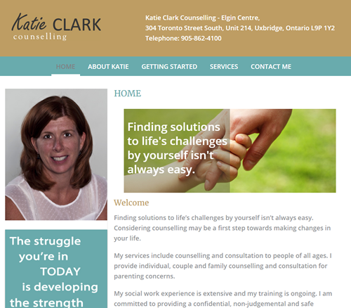 Katie Clark Counselling